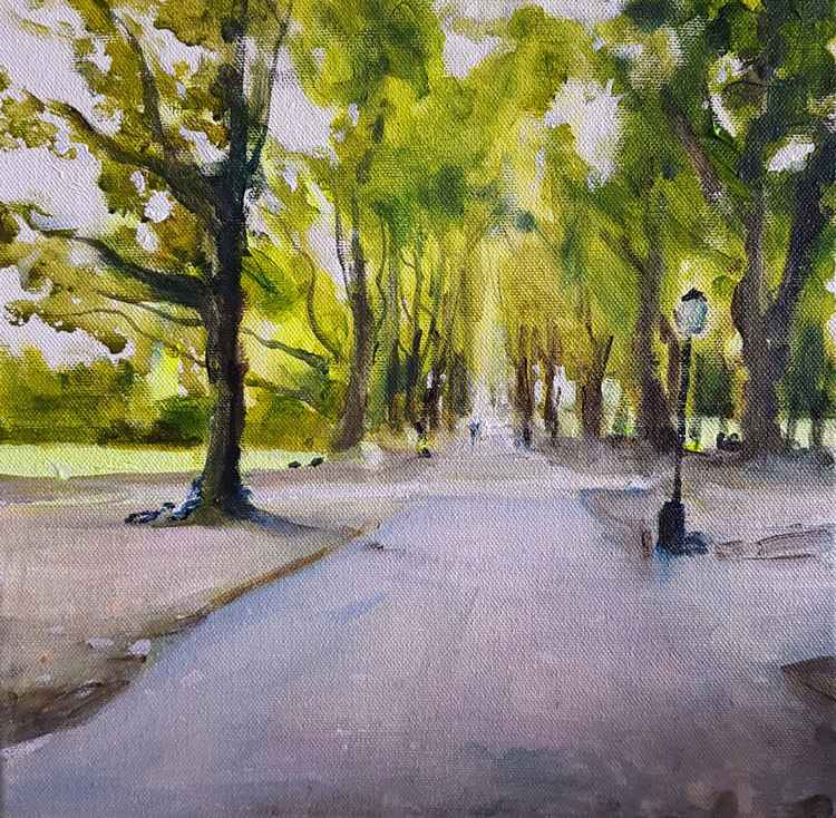 Green Park No.1 -