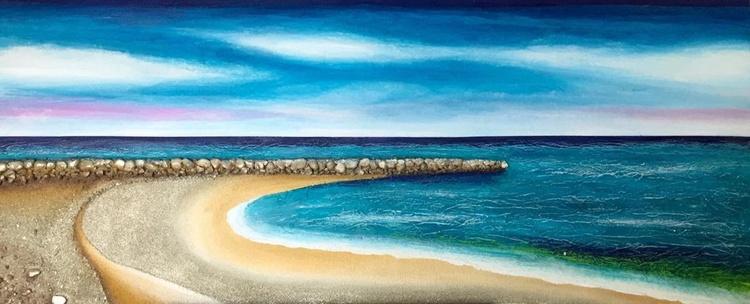 Sand, Sea and Sky - Image 0