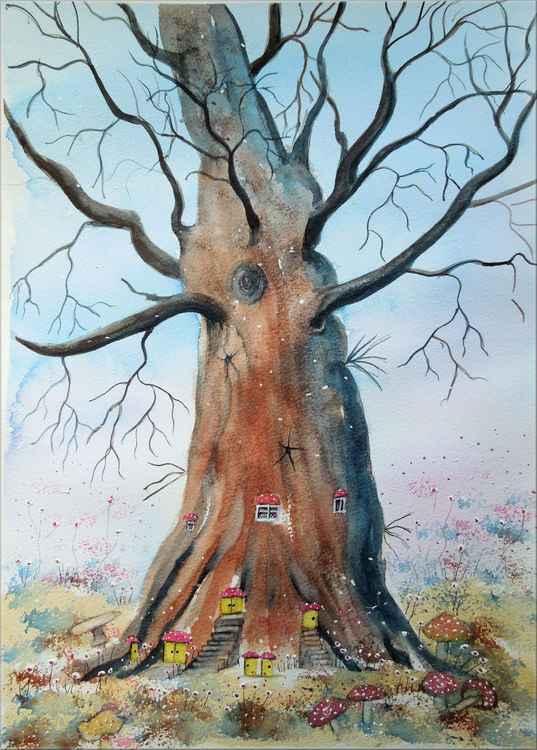 Faerie Tree -