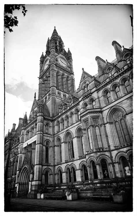 Manchester Town Hall -
