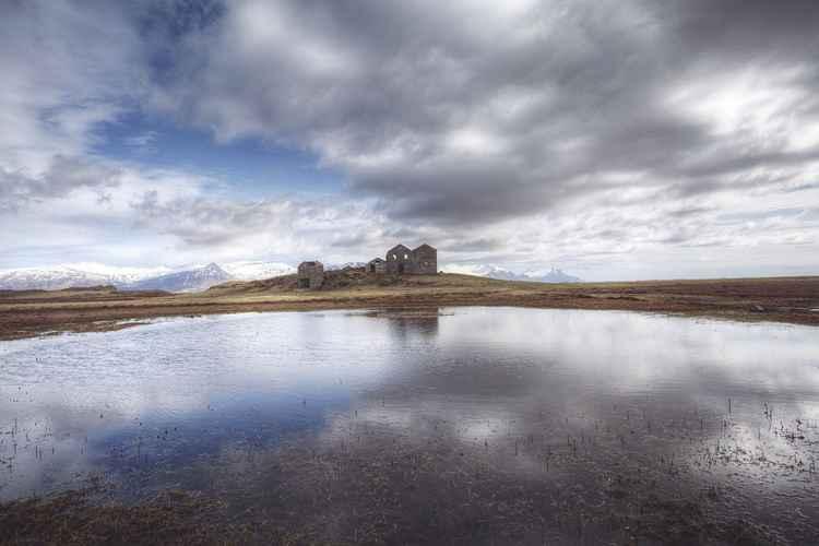 Farm land -