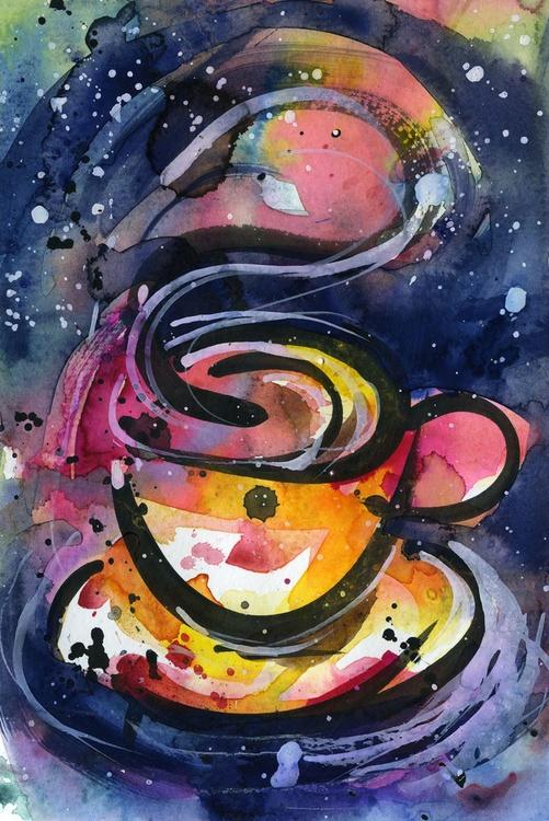 Coffee Dreams No 4 - Image 0