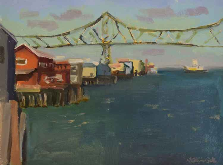 Astoria Waterfront -