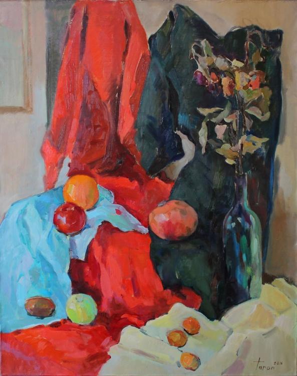 Still life with pomegranates - Image 0