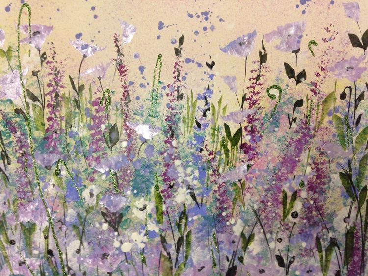 Lilac sparkle - Image 0