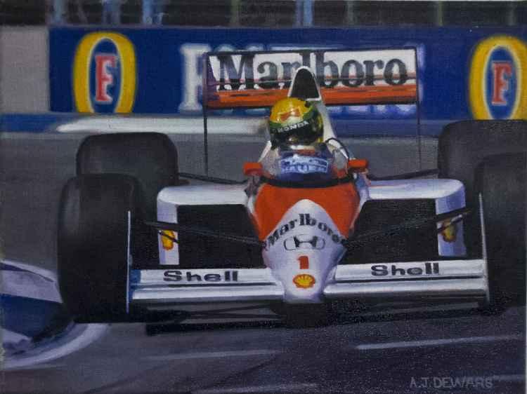 Ayrton Senna -