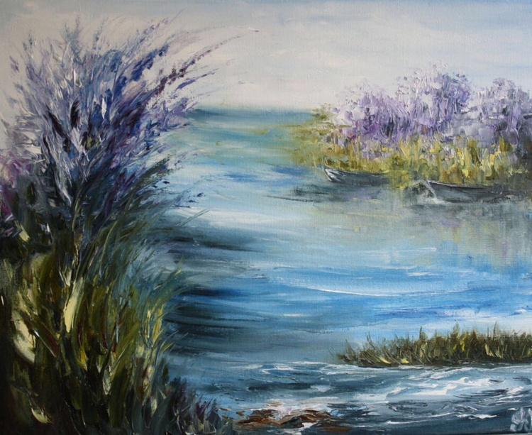 Lilac shore - Image 0