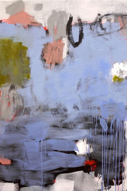 Inner Landscape (Innere Landschaft) | Work No. 2015.51 | Pantone Colours 2016 - Image 0