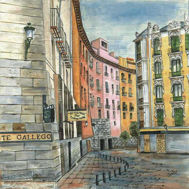 European Street Scene 2
