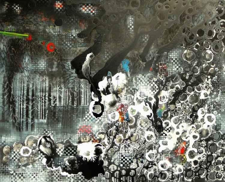 Bubbles Rain -