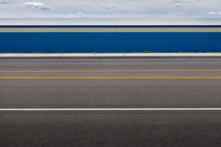 Straight Lines (203x140cm) - Image 0