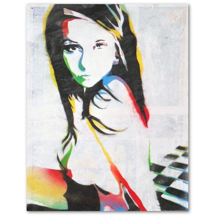 Slygirl 1 (On Paper) - Image 0