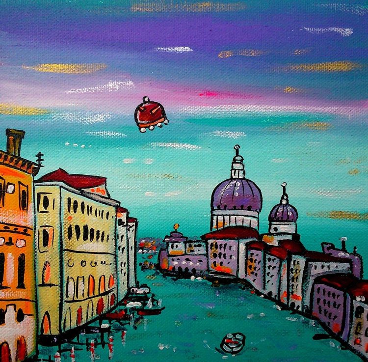 Venice in a parallel World - Image 0