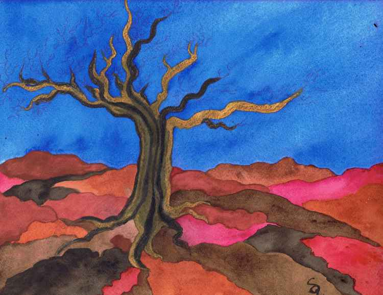 Yggdrasil; Red Earth -
