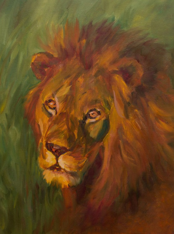 Young Lion - Image 0