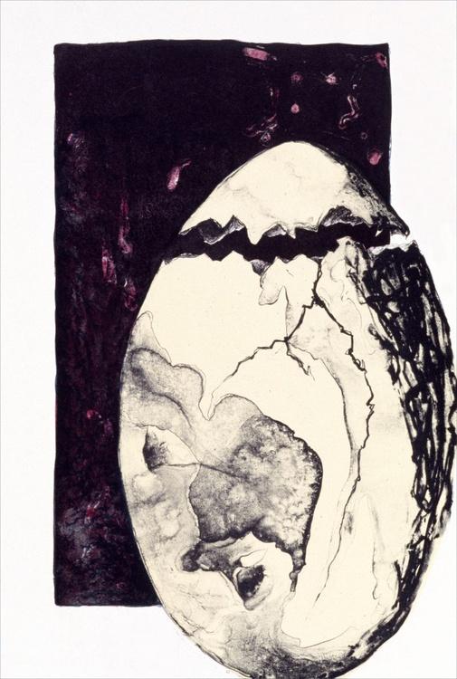 Forbidden Fruit Series: Egg/Spirit - Image 0