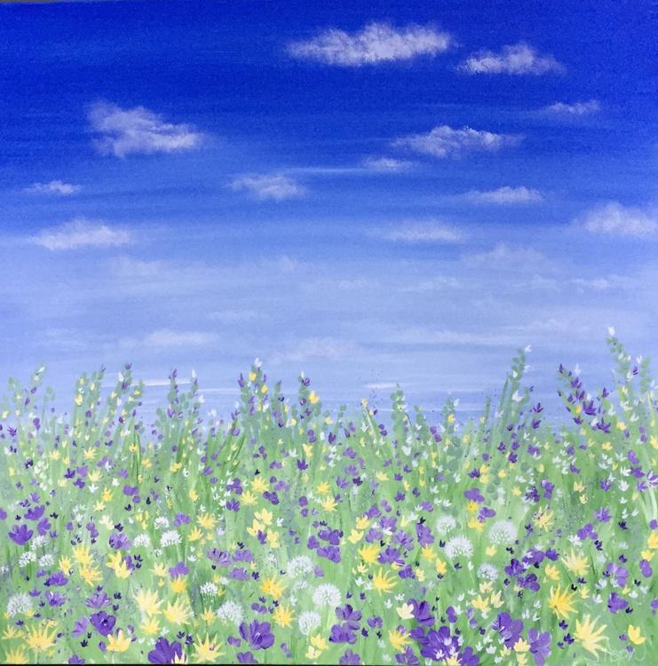 Heavenly Blue Meadow - Image 0