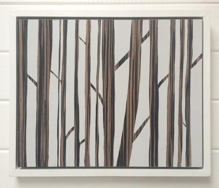 Trees In Ebony - Image 0