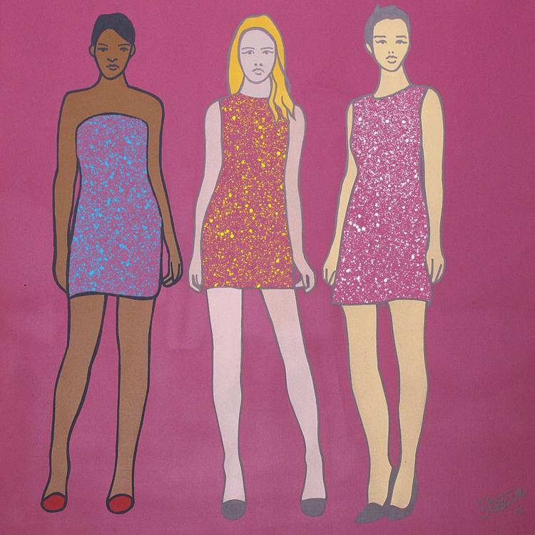 Gurls in Short Dresses - Image 0