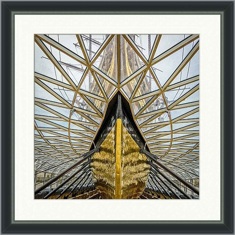 """The Cutty Sark - 20x20"""" Limited Edition Framed Print - Image 0"""