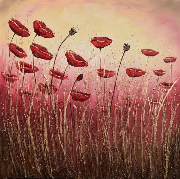 Autumn Poppy Delight - Image 0