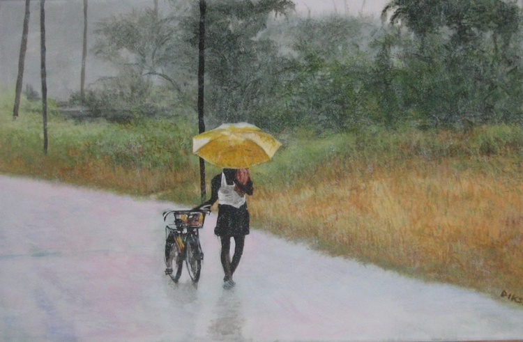 Combating with rains - Image 0