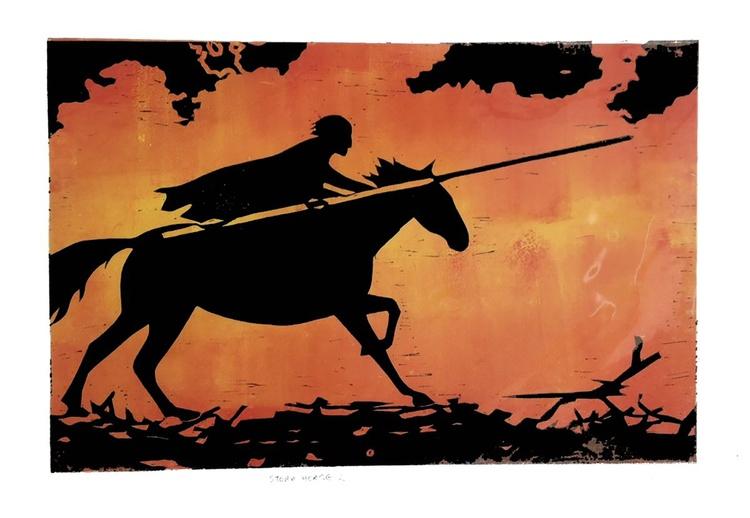 Storm Horse 2 - Image 0