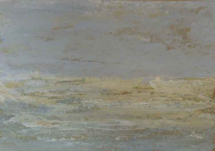 Estuary Sketch -