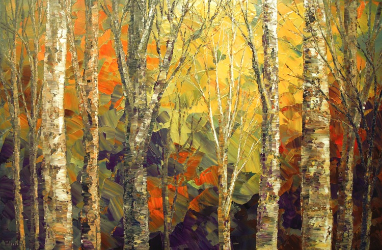 """""""Land of the Silver Birch"""" - Image 0"""
