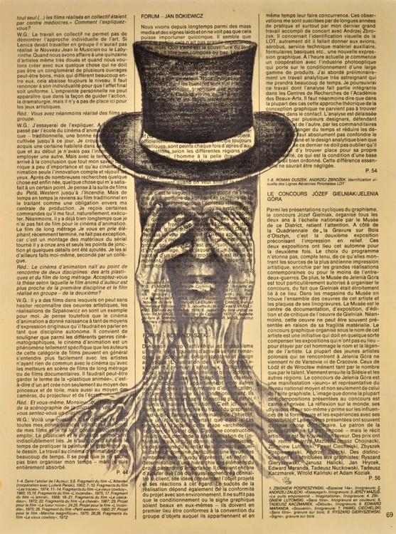 Tree of Life - Art On Vintage Paper - Image 0