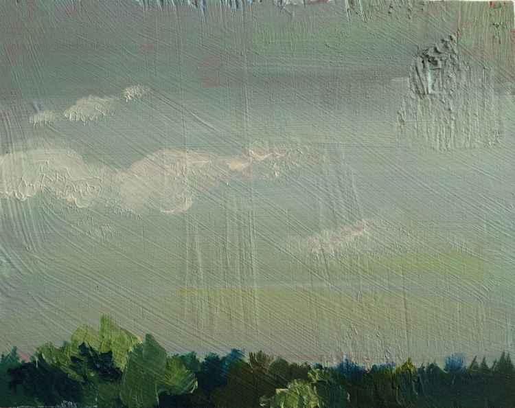Landscape study 2 -