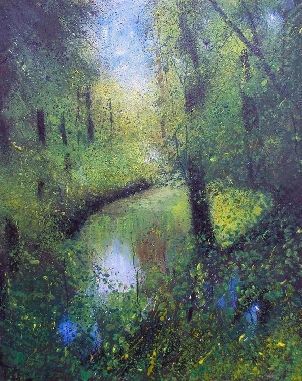 Secret Woodland Pond - Image 0