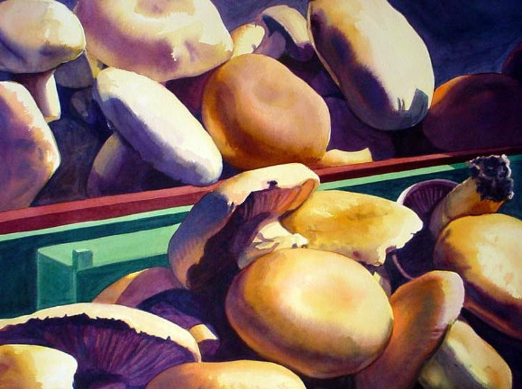 Market Mushrooms - Image 0