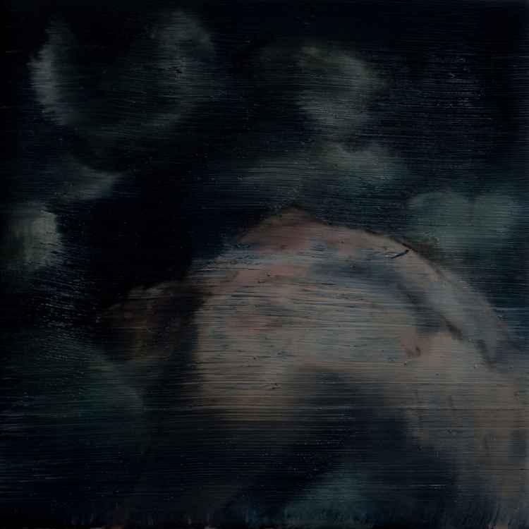Figure in nocturne -