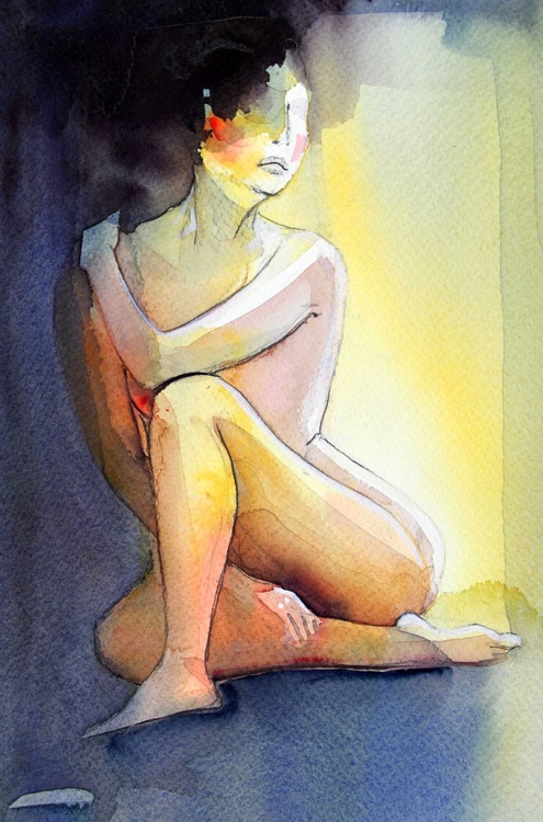 Figure study 7 - Image 0