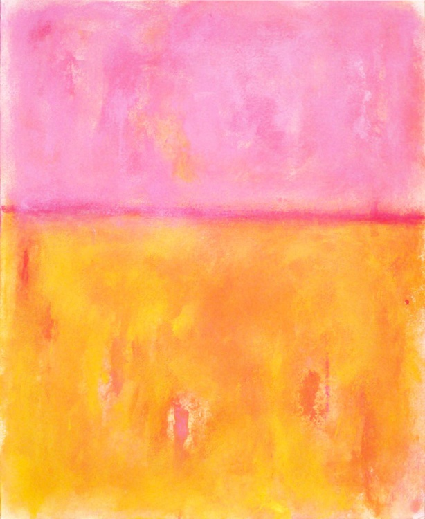 Pink and yellow - Image 0