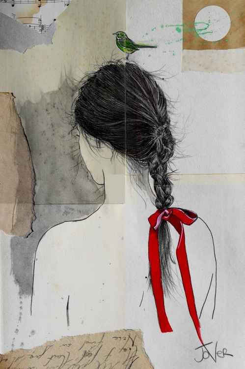 the scarlet ribbon -