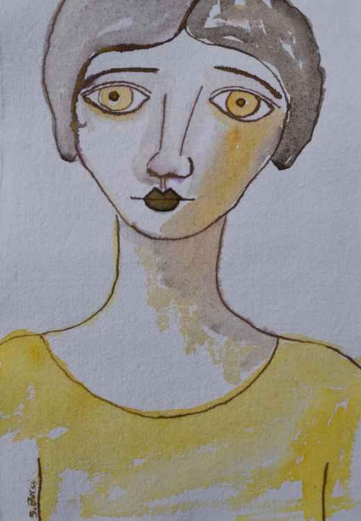Vintage Lady -