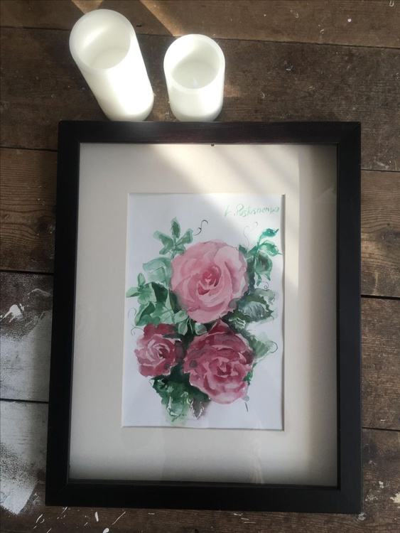 roses today - Image 0