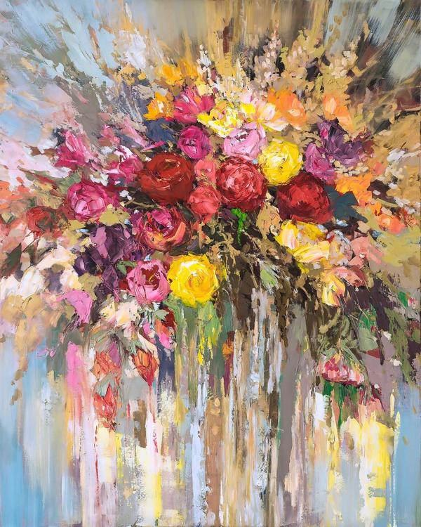 'FLOWERS IN BLOOM' - Image 0