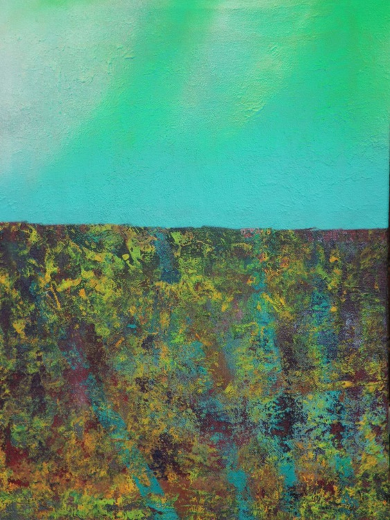 Dividing Landscape 8916 - Image 0