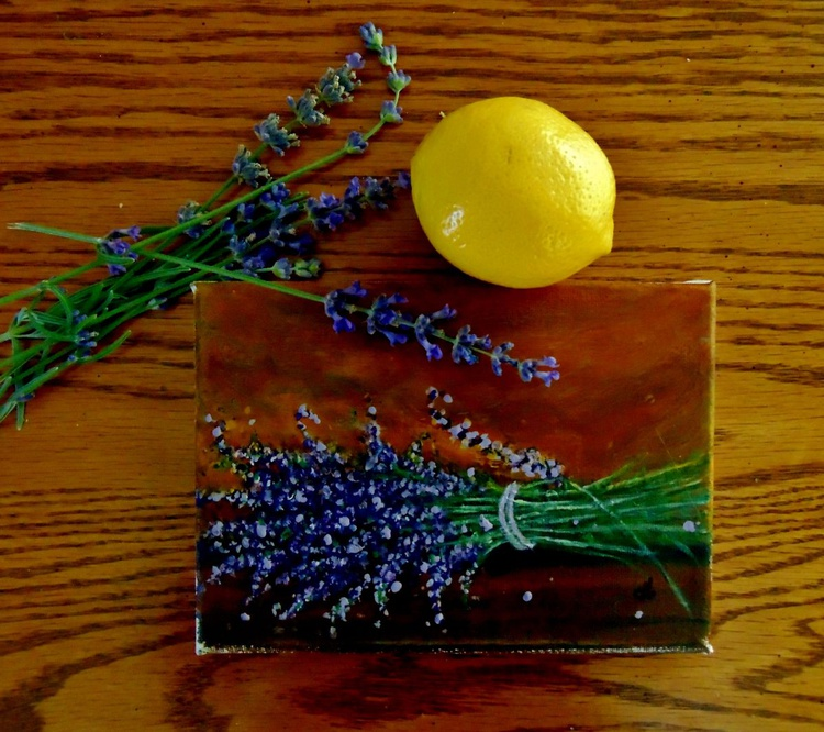 Scent of lavender..(2) - Image 0