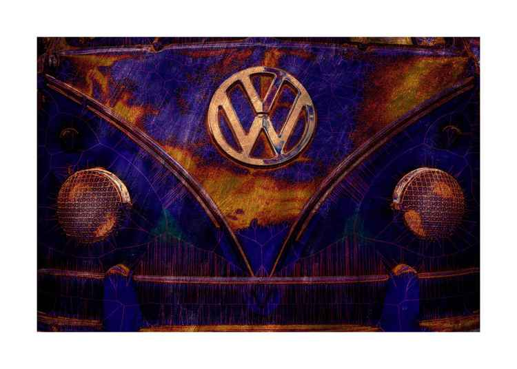 VW Campervan -