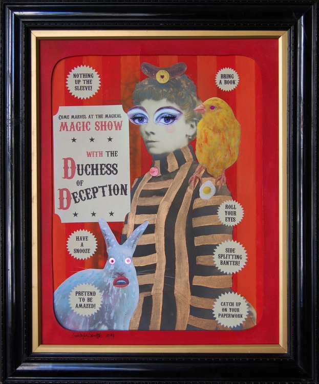 The Duchess of Deception - Image 0