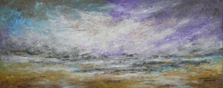 Restless (Large Painting) - Image 0