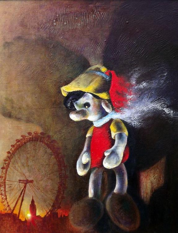 Pinocchio's Dream - Image 0