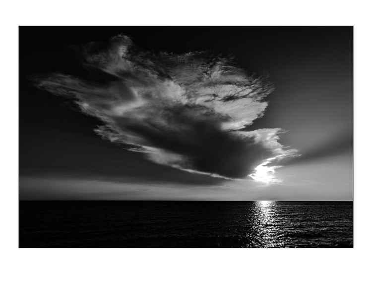 Huron Cloud Burst -