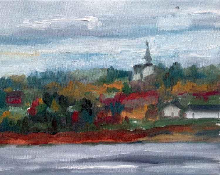 St. Peters Bay, Autumn, PEI