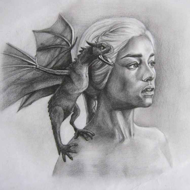 Mother of Dragons -