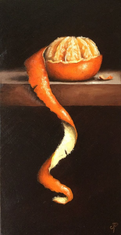 Clementine peeled No.4 - Image 0